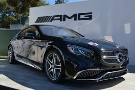 S65 AMG Coupe Debuts In Monterey