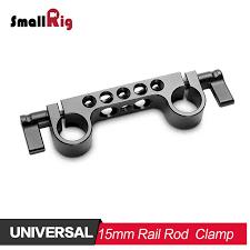 <b>SmallRig DSLR Camera</b> Rail Rod 15mm Super lightweight 15mm ...