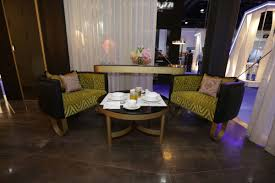 s t interior partners at hotel show dubai s t interiors and contracting