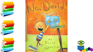 no david kids books read aloud