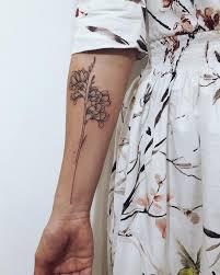 самые нежные и красивые татуировки для девушек более 150 фото