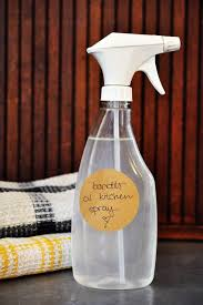 DIY Disinfecting Kitchen Spray with Bandits or Thieves Oil