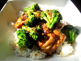 Asian chicken and broccoli recipes