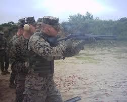 shooting a benelli m tactical semi auto shotgun
