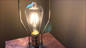 Edison Light Stand Led Vintage Filament Style Edison Light Bulbs 4w St64 Warm Colour 2400k By Gordon Bond Review