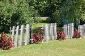 white privacy fence ideas. White Privacy Fence Ideas For Front Yard Painted Posts With Hardware Cloth U Plants