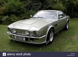aston martin v8 vantage 1980. a 1980s aston martin v8 vantage in green at west country car show england 2013 1980 m