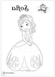 Sophia The First Coloring Pages The First Coloring Pages Games
