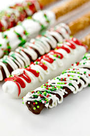 chocolate covered pretzel rods are so fun and simple to make they re the