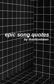 Boulevard Of Broken Dreams Quotes Best of Epic Song Quotes Boulevard Of Broken Dreams Green Day Wattpad