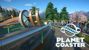 Alpine Park Alpine Park Planet Coaster 1 Youtube