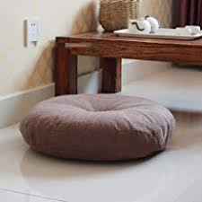 oversized floor cushions. Plain Cushions Aik Extra Large Thicken Floor CushionHandmade Tatami Mat Pillow  Thickness 6 With Oversized Cushions