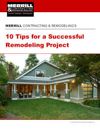 New Ideas for Kitchen and Bath Remodeling in 2018 | Merrill Contracting