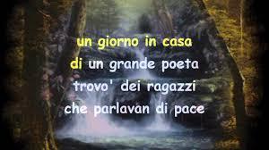 Viaggio di un poeta - DIK DIK - By Lory (Amico Lucano) - YouTube