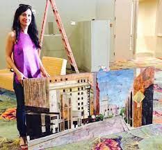 Artist Spotlight on Aileen Frick