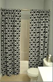 Dual Rod Curtains Image Of Double Shower Curtain Rod Ideas Double