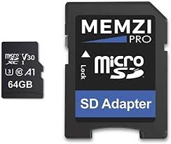 MEMZI PRO <b>64GB Memory Card</b> Compatible for <b>Lenovo</b> Tab E10 ...