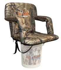 chair blind. the interior of ground blind will have one or more wall pockets to store small items and hunting accessories in while hunting. chair