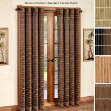 image of patio door curtain panels touch of class within patio door curtains ideas patio