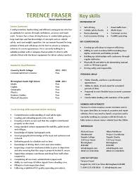 Truck Driver Resume Format Resume Online Builder