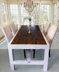 Narrow Wood Dining Table Modern Long Narrow Dining Table Glass Kitchen  Table Long Narrow Wood Table