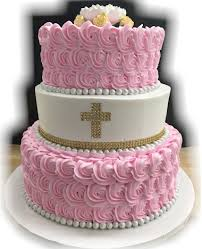 Religious Cakes Baptism Christening Communion Confirmation