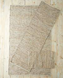 woven leather rug fisher leather jute woven rug garnet hill how to clean woven leather rugs