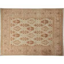 oushak beige wool area rug 7 10 x 10 5 lillian august 10 x 10 area area rugs