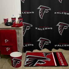 NFL Atlanta Falcons Decorative Bath Collection - Bath Towel ...