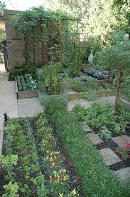beautiful vegetable garden design ideas