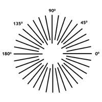Astigmatism Chart Astigmatism How To Detect And Cure Naturally