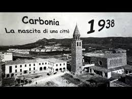 Risultati immagini per carbonia foto storiche