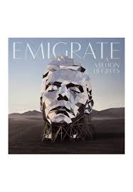 <b>Emigrate - A Million</b> Degrees - CD - Official Alternative Rock ...