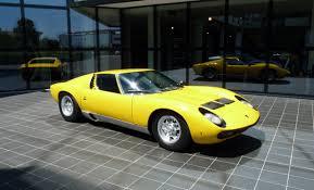 Lamborghini Miura SV: la grande bellezza