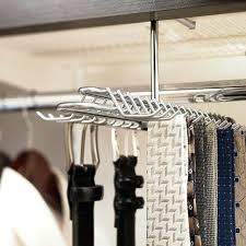 belt and tie rack belt belt tie rack closetmaid 8051 tie and belt rack belt and tie rack