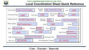 Position Review Training Position Management Civilian