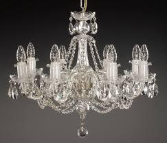 Kristall Kronleuchter Al032