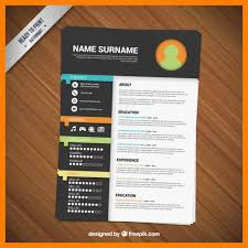 Creative Resume Templates Free Download Photoshop Resume Templates