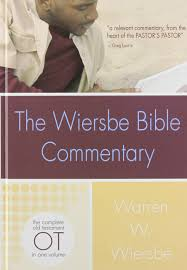 The Wiersbe Bible Commentary Ot The Complete Old Testament In One