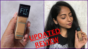 Maybelline Skin Tone Chart Maybelline Fit Me Matte Poreless Foundation Review Stacey Castanha
