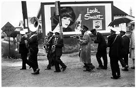 photo lee friedlander copy jazzinphoto photo lee friedlander young tuxedo brass band new orleans louisiana 1959