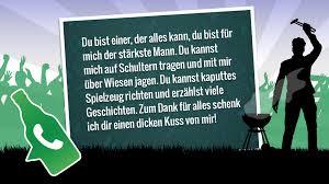 Vatertag Die Besten Whatsapp Sprüche Bilder Screenshots