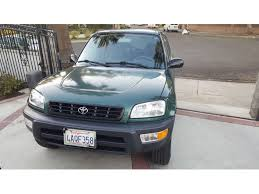 1998 Toyota Rav4 for Sale by Private Owner in North Hollywood, CA ...