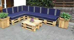 pallet outside furniture. Wood Pallet Outdoor Furniture Sectional Sofas Wooden Diy . Outside