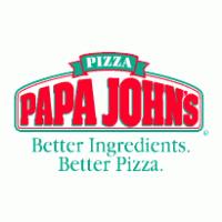 papa johns logo vector. Fine Johns Logo Of Papa Johns Pizza WTagline To Vector Brands The World