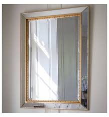 more images details this contemporary bewey glass framed mirror