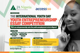 youth entrepreneurship essay competition