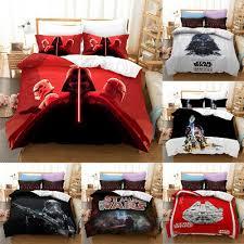 star wars darth vader 3pcs bedding set