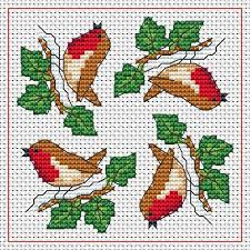 Free Biscornu Charts Amanda Gregory Cross Stitch Design Free Robin Cross Stitch