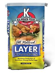 chicken feed brands.  Brands Kalmbach Offers A Feed For Growers And Egglayers With The Option Of Buying  Organic Omegga Or All Natural High Egglayers And Chicken Feed Brands